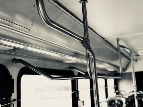 Ad Space - Interior Bus Ad