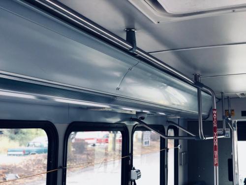 Ad Space - Interior Bus Ad 2