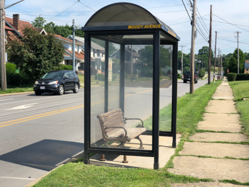 Local Pickup Shelter
