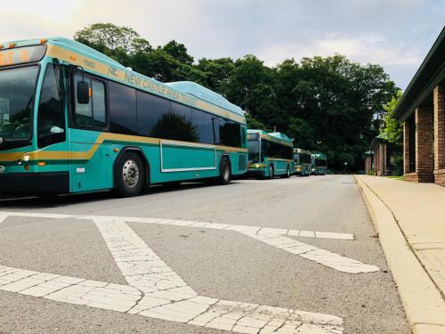 New Castle Transit Fleet